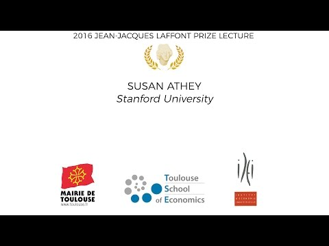 Susan Athey - The internet and the news media - Full lecture in Toulouse