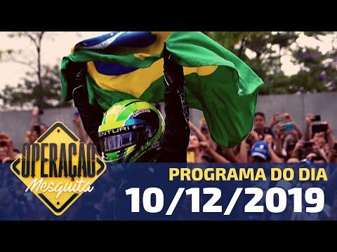 Operação Mesquita 10/12/2019 - F1 Festival Tributo ao Senna