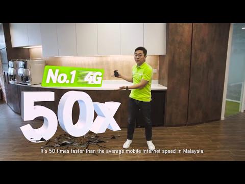 Maxis 4G LTE Advanced On The Samsung Galaxy S8