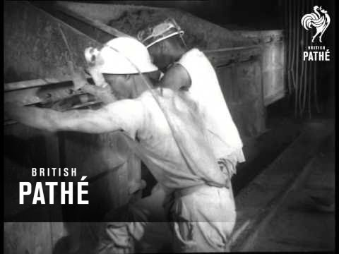 Gold Mining Methods (1960)