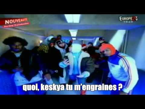 Fatal Bazooka Fous ta cagoule Karaoke FR