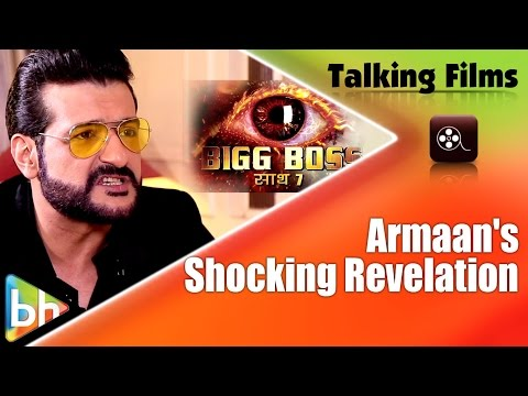Armaan Kohli Reveals That He Was Instigated By