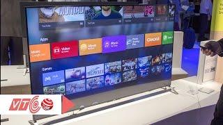 Tiện ích mới mẻ với Sony Bravia 4K Android Tv  | VTC