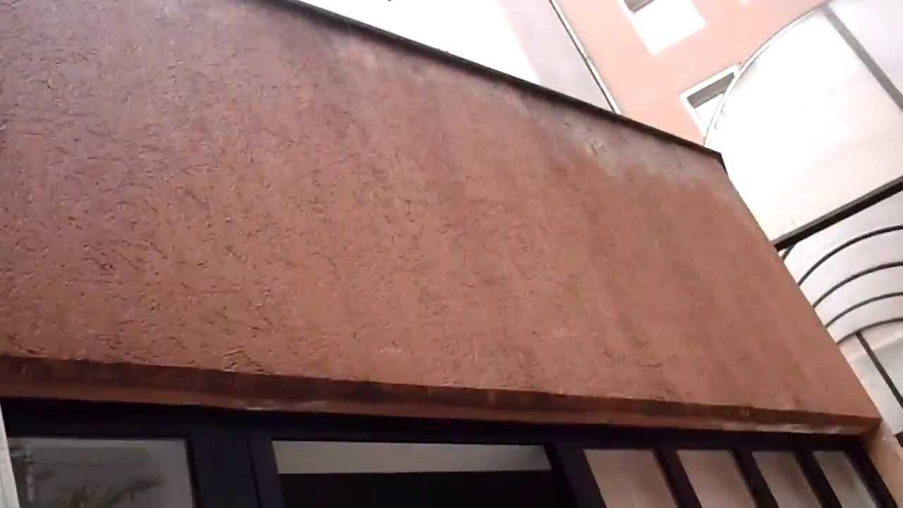 Recherche de fuite toit t le youtube for Toit de tole