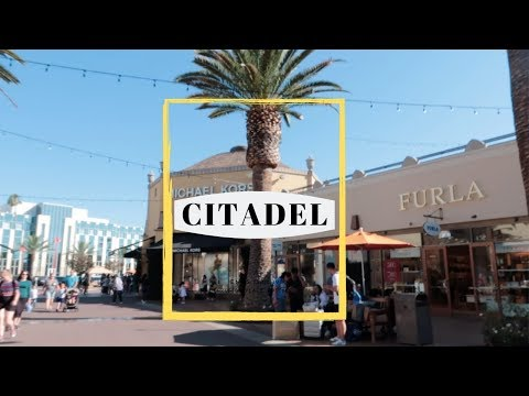 Citadel Outlet || Shopping || Ivy Aquino