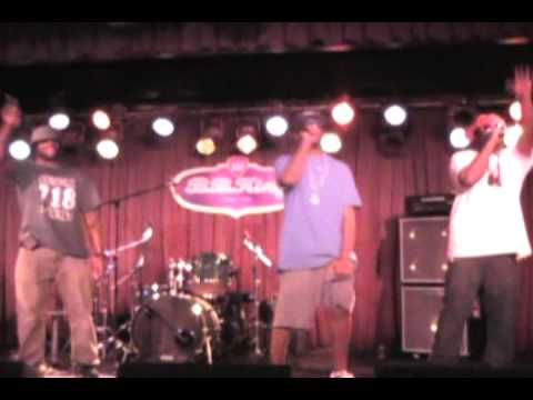 CASHMERE  AT (THE UNDERGROUND MUSIC AWARDS  2010) in BB KINGS (NYC)