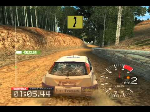all cars colin mcrae rally 3 pc 09 ford focus rs wrc 01 youtube. Black Bedroom Furniture Sets. Home Design Ideas