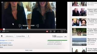 Como Traduzir Vídeos Em Inglês