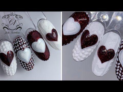 Дизайн ногтей новый год