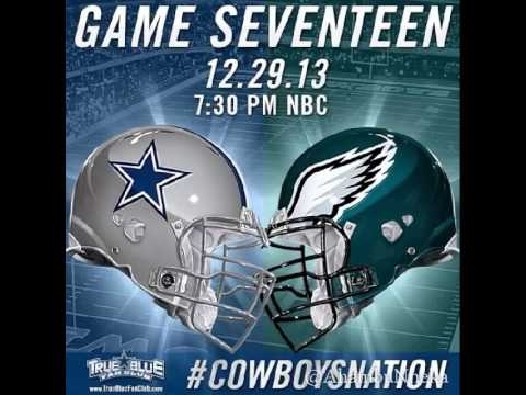 Dallas vs Philly NFC East 2013