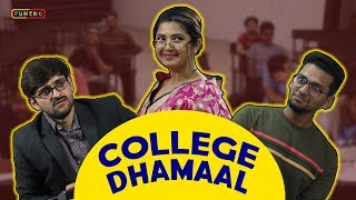 College Dhamaal | College Life | Dokyala Shot | Funcho Entertainment