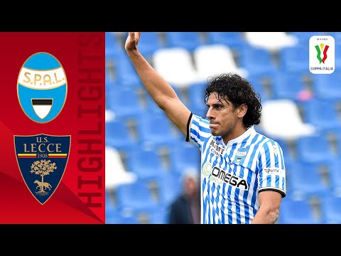 Spal Lecce Goals And Highlights
