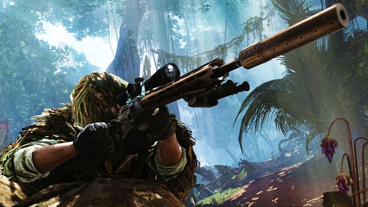 Online Games Sniper Games