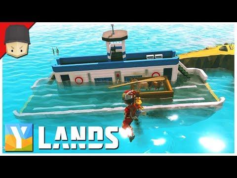 YLANDS - MAYDAY! MAYDAY! : Ep.41 (Survival/Crafting/Exploration/Sandbox Game)