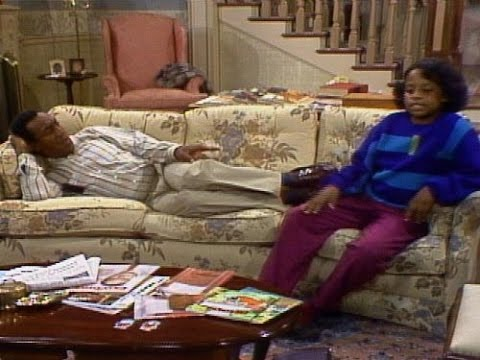 The Cosby Show Season 1 Episode 2 (s01e02) Goodbye, Mr. Fish