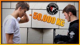 ROZBILI JSME VZÁCNOU ZEĎ ZA 50.000 Kč?! | FREEMOVE