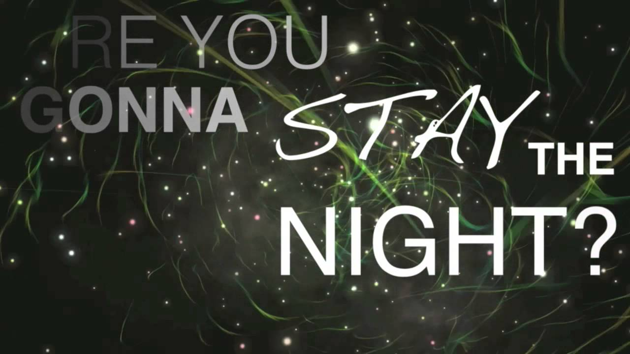 zedd stay the night feat hayley williams lyric video