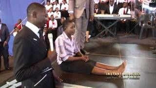 Prophet Makandiwa : Lengthens Short Limbs - 8 March Instant Miracles B