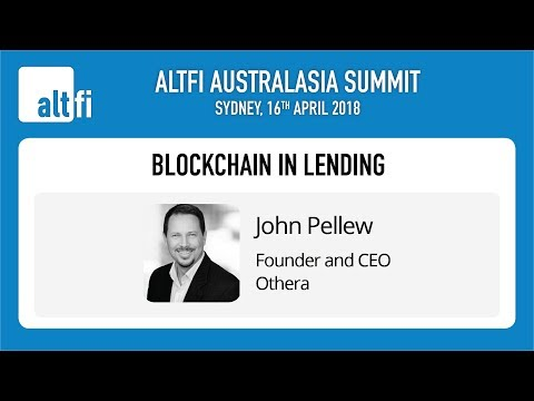 Blockchain in Lending
