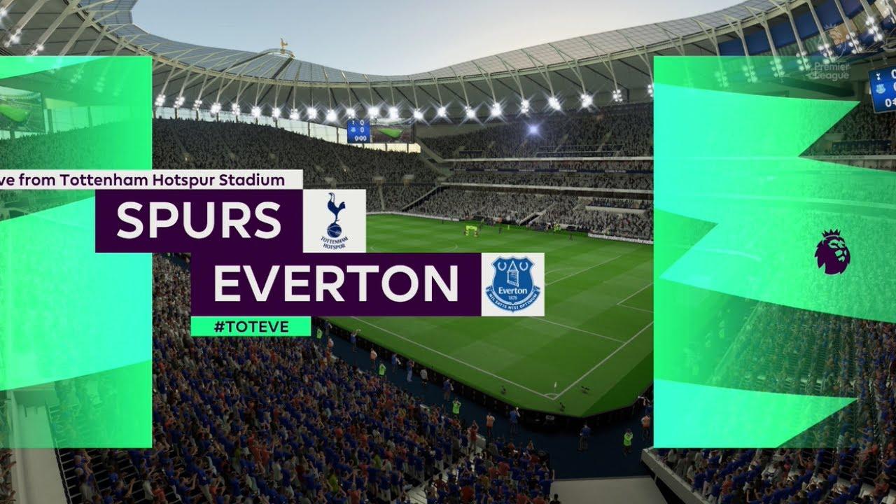 Tottenham vs Everton   EPL 6 July 2020 Prediction - YouTube