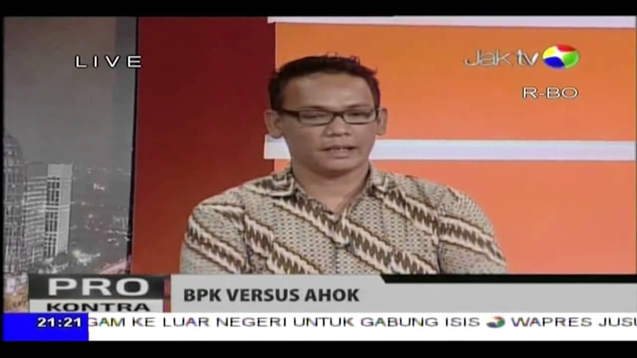"Ahok Kecewa Hasil Audit BPK ""Birgaldo Sinaga"" - YouTube"