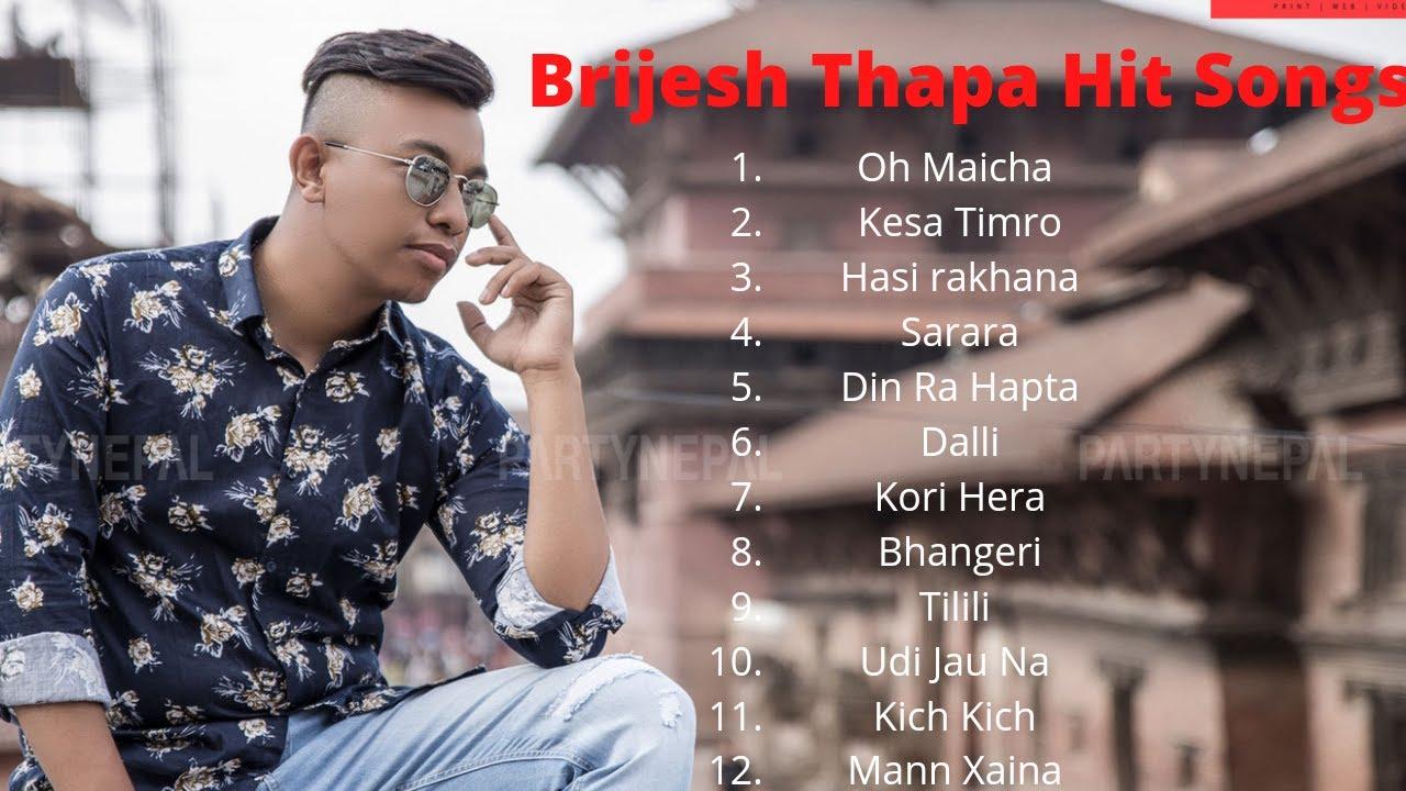 Download Brijesh Shrestha Songs Collection 2021 [Best of Brijesh Shrestha] Jukebox 2021