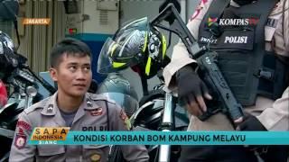 4 dari 10 Korban Bom Kampung Melayu Masih Dirawat