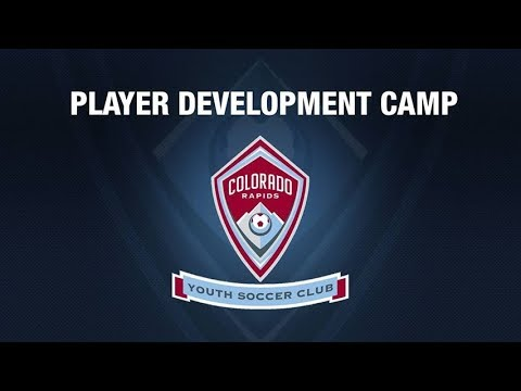 Rapids Youth Soccer Player Development Camp
