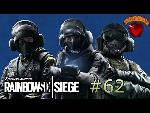 Rainbow Six Siege 1080p HD Gameplay   #62   LIVE   Skilled Apple