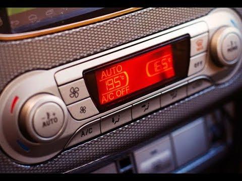 Диагностика климат-контроля на Форд Фокус 2