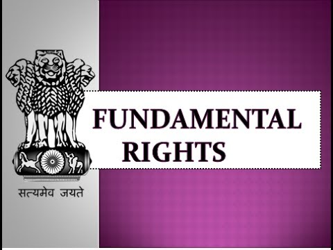 P/4 Fundamental Rights of Indian Constitution in Hindi part-4