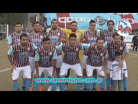 Federal A 2016 - Unión Aconquija vs J. Antoniana (Semifinal -Vuelta -RESUMEN)
