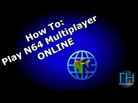 HOWTO: Play N64 MULTIPLAYER ONLINE w/ Emulator