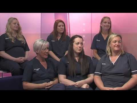 Portsmouth Midwives In 10-Mile Charity Push