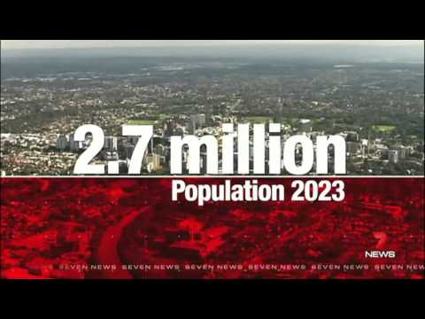 Population boom expected for Western Sydney