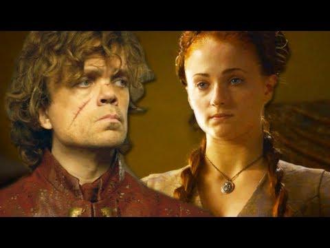 Tyrion and Sansa 'Shipping - Game of Thrones Season 3 Episode 8