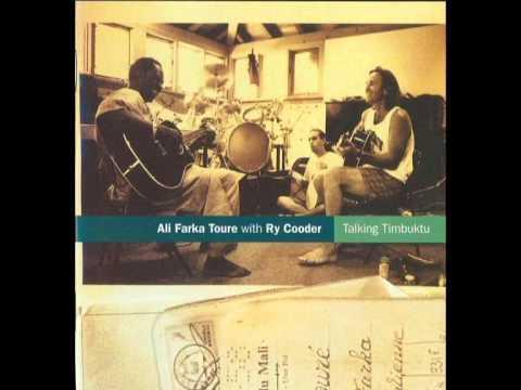 ALI FARKA TOURE & RY COODER - Ai Du