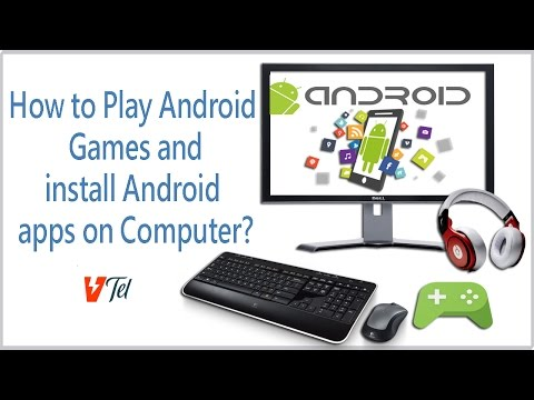 Play & Enjoy Android Games On PC(BlueStacks)