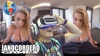 El lado oscuro de la E3 2016 - VR Porn Naughty America