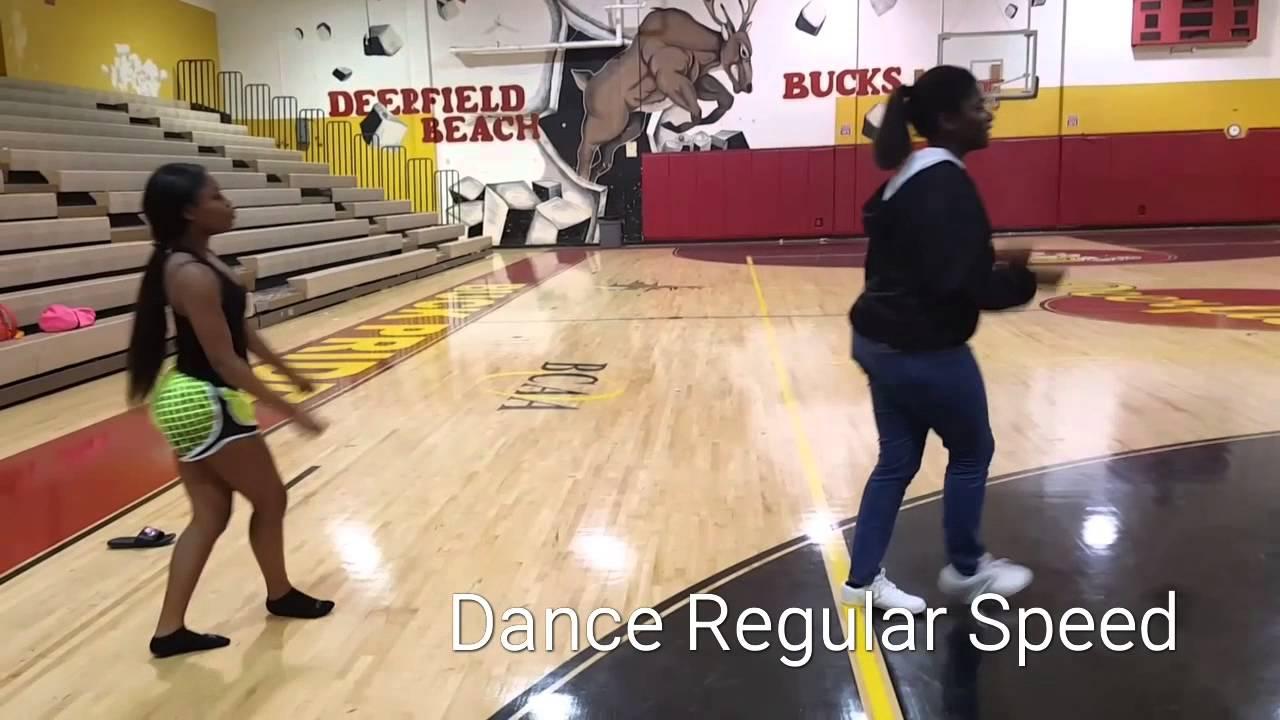 Deerfield Beach High School Tryout - YouTube
