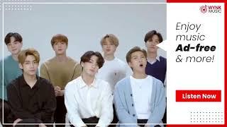 Listen to BTS on Wynk Music App!