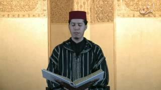 سورة الأنفال برواية ورش عن نافع القارئ الشيخ عبد الكريم الدغوش