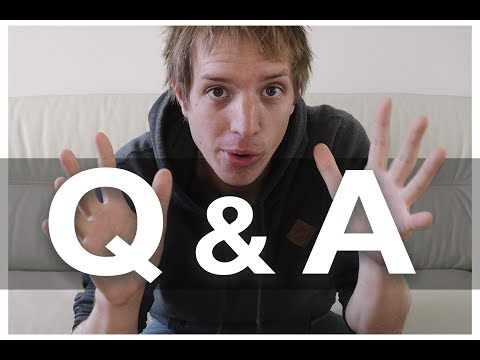 Q&A | becoming a Visionary, making Money, finding Inspiration, long-term Travel & more