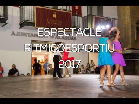 ESPECTACLE RITMICOESPORTIU 2017