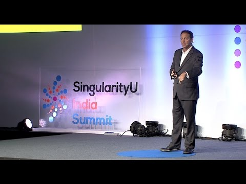 A Dance of Technology and Crisis | Nicholas Haan | SingularityU India Summit 2017