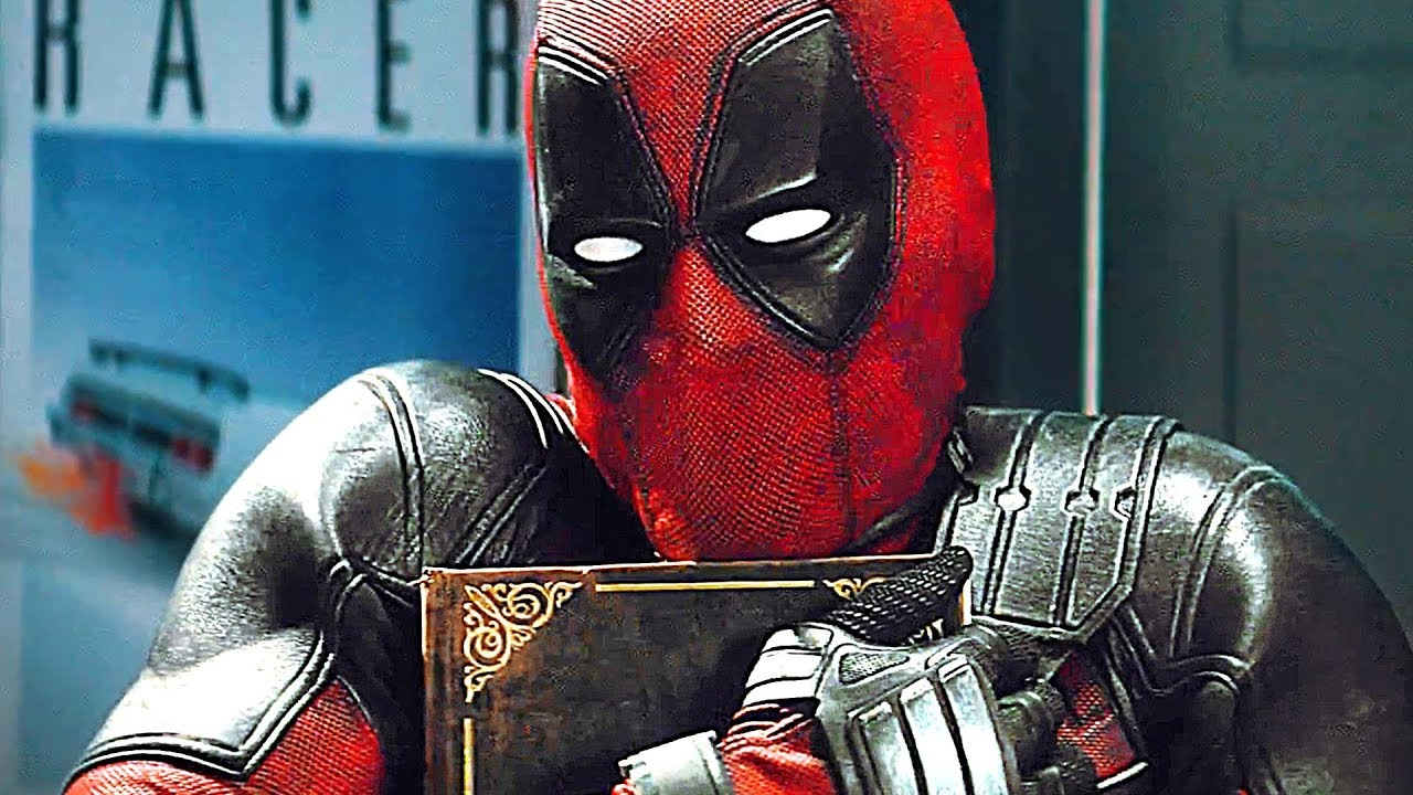 Bilderesultat for once upon a deadpool