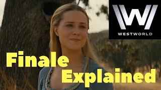 Westworld Season 3 Episode 8 Explained