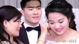 Đám cưới Quốc Cơ  -  Hồng Phượng  2016