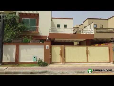 12 MARLA HOUSE FOR SALE IN SAFARI VILLA 3 BAHRIA TOWN RAWALPINDI