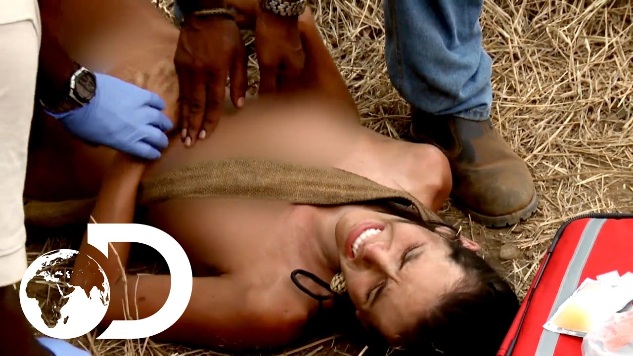 naked and afraid hot woman uncensored